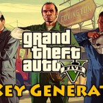 Grand Theft Auto V aktivering sleutel kode