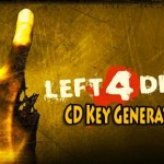 Left 4 Dead 2 activation key code
