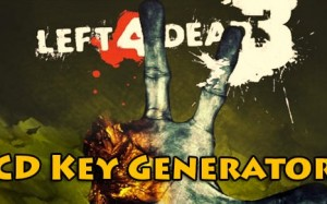 Left 4 Dead 3 Free product code
