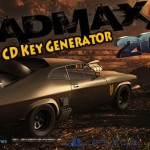 key code give away mad max game 2015