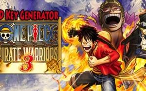 One Piece Pirate Warriors 3 keygen tool