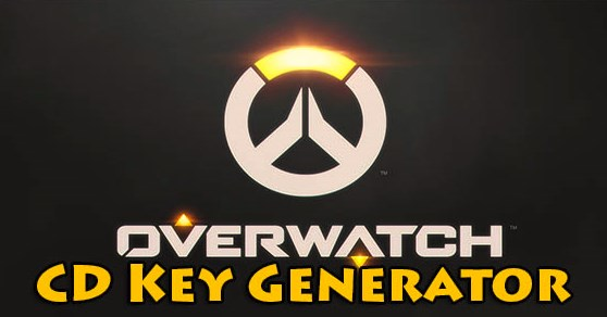 Overwatch free activation key code