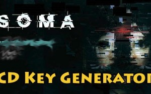 SOMA free activation key code