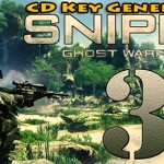 Sniper Ghost Warrior 3 tuotekoodi
