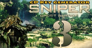 Sniper Ghost Warrior 3 product code