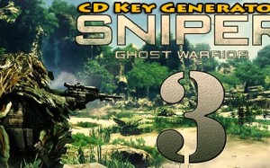 Sniper Ghost Warrior 3 produk kode