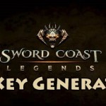 Sword Coast Legends fri aktiveringsnyckel