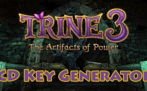 Trine 3 Der Produktcode Artifacts of Power