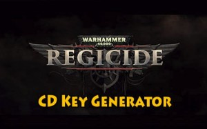 וורהאמר 40,000: Regicide free product key