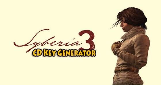 Syberia III free product code