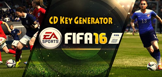 FIFA 16 key hack play for free