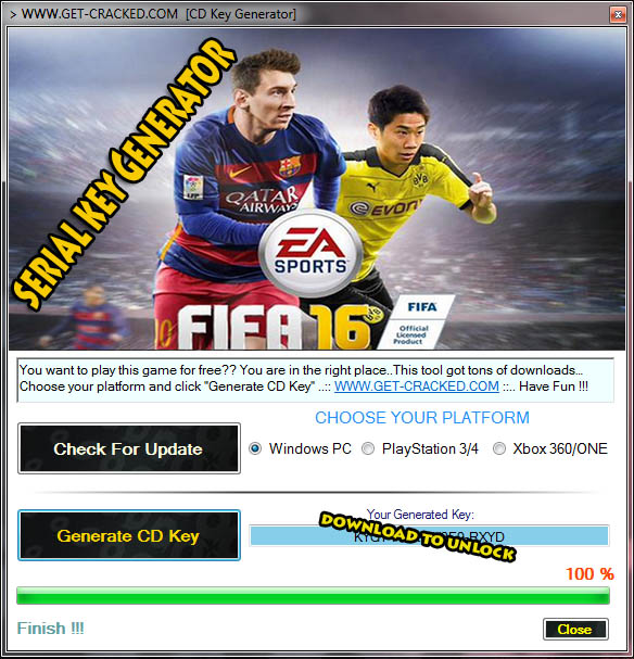 how to play fifa 16 game for free
