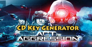 Act of Aggression Key Generator (Keygen)