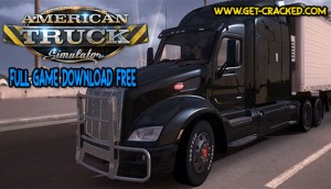 American Truck Simulator Download Full PC Game