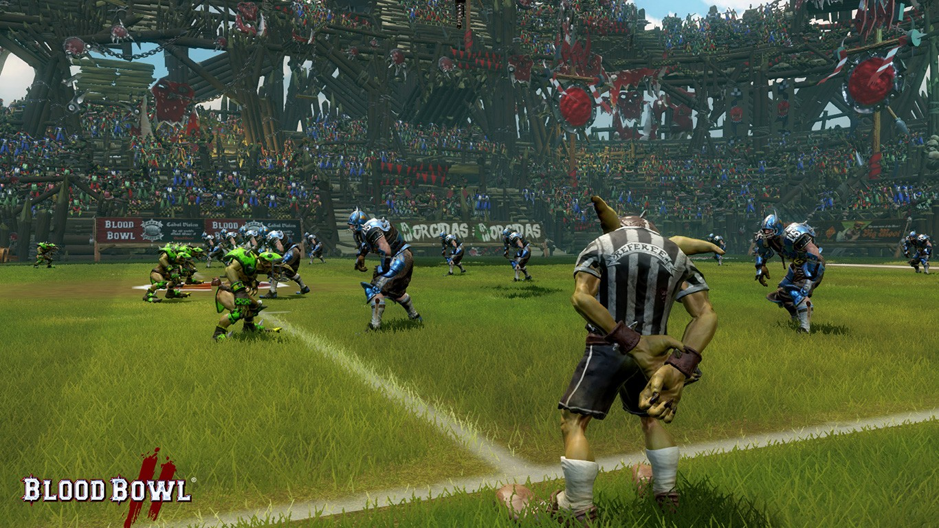 play Blood Bowl 2 game for free.. link para download