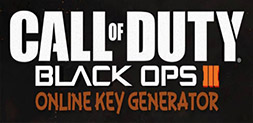 Call of Duty Black Ops 3 Free CD Key