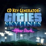 Города: Силуэты - After Dark free activation keys