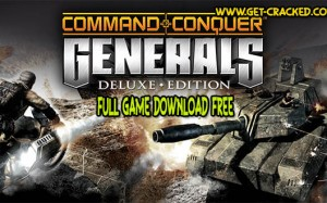 Command and Conquer Generals full game download link