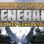 Command and Conquer Generals free activation code