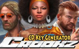 Crookz activation key giveaway