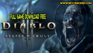 Diablo III Reaper of Souls Download Full Game