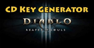Diablo III Reaper of Souls Free CD Key (KEYGEN)