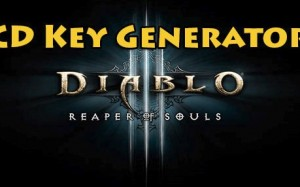Diablo III Reaper of Souls free activation key