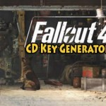 Fallout 4 code clé d'activation