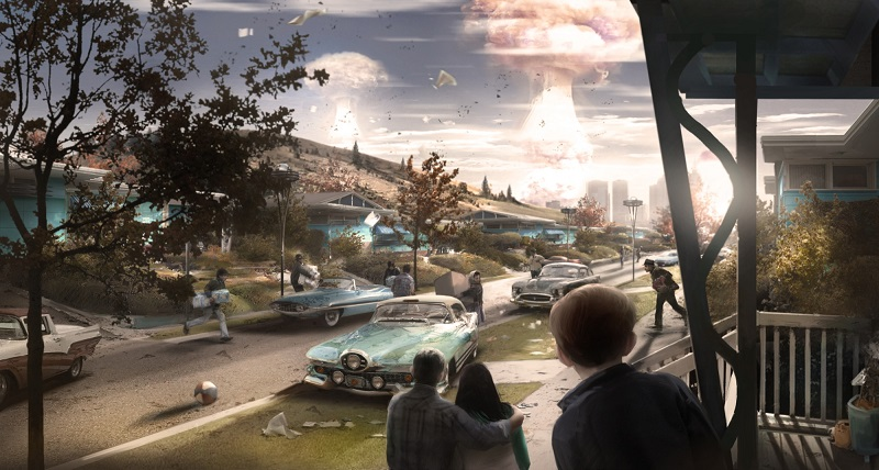 gameplay screenshot fallout 4