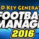 Football Manager 2016 gratis aktiveringsnøkkel