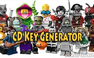 סדרת Minifigures 14 free activation keys