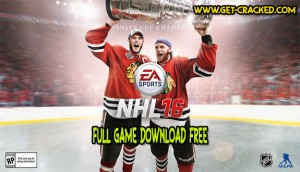 NHL 16 Free Download Full Game (Cracked)
