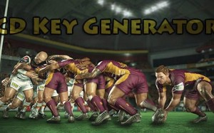 Rugby League Live activation key