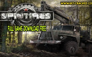 SPINTIRES 全游戏与裂纹