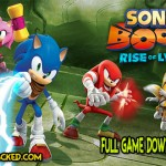 download Sonic Boom Rise of Lyric for free