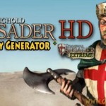 Stronghold Crusader fri aktiveringen nyckel