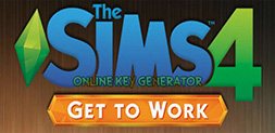 The SIMS 4 Get To Work Free Product Code