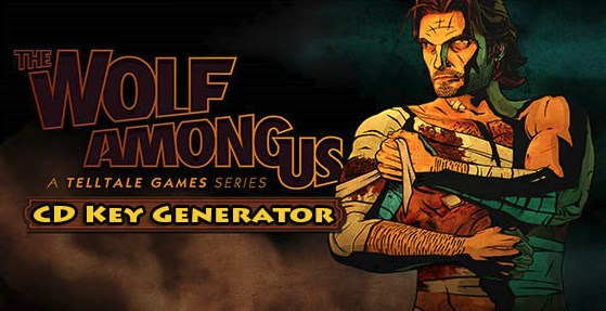 The Wolf Among Us activation key code free