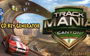 Trackmania 2: Canyon free activation keys