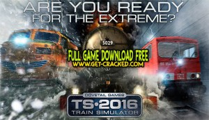Train Simulator 2016 Download Full Game (NEW)