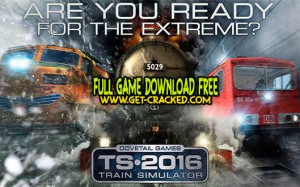 download Train Simulator 2016 full pc game
