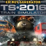 Train Simulator 2016 clés d'activation gratuits