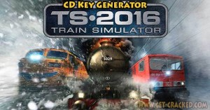 Train Simulator 2016 Free CD Key Generator