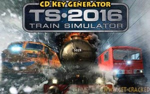 Train Simulator 2016 claves de activación gratis