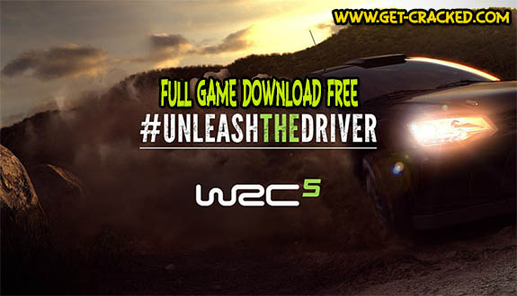 WRC 5 free download full pc game