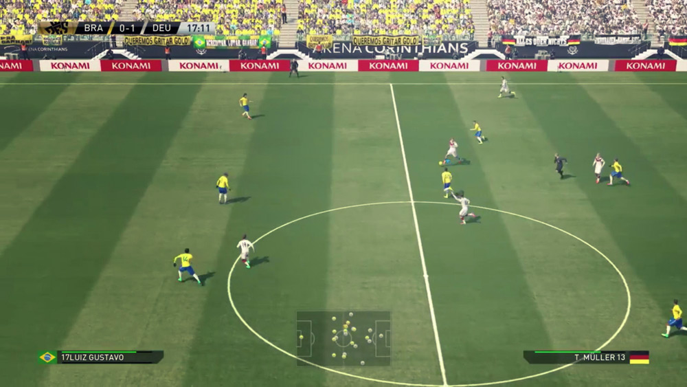pes 16 gameplay and free download