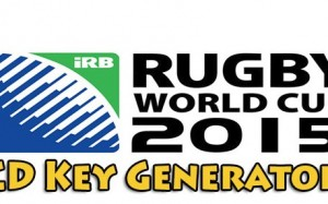 Rugby World Cup 2015 activeringssleutel