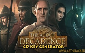 Age of Decadence free product keys
