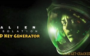 Alien Isolation Key Generator