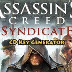 Assassins Creed sindikat prost CD zakleniti